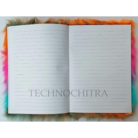 TECHNOCHITRA Amazing value Saver Fur Designer gift Set with Fur Diary and Fur Pen