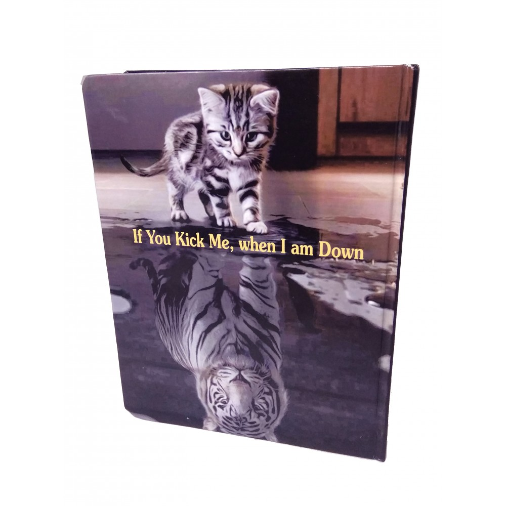 TECHNOCHITRA Exclusive Motivational Quote Printed Diary Notebook