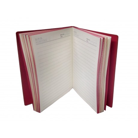 TECHNOCHITRA Exclusive Golden Unicorn Embossed Diary with Bookmark
