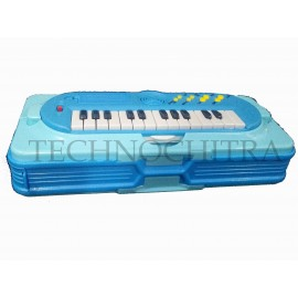 TECHNOCHITRA Exclusive Mickey Printed Dual Sided pencil box with In-build Piano