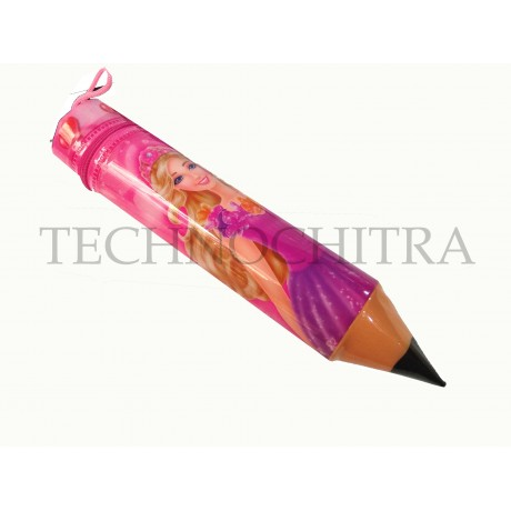 TECHNOCHITRA Unique Angel Pencil Shape Pouches for Girls and Boys (MOQ - 3)