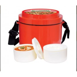 Tiffin Box With 2 Microwave Container - 15