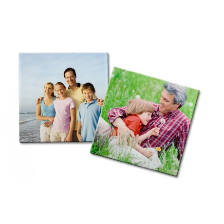 TECHNOCHITRA PERSONALIZED TITLE PHOTO FRAME (6*6 INCHES) WITH STAND