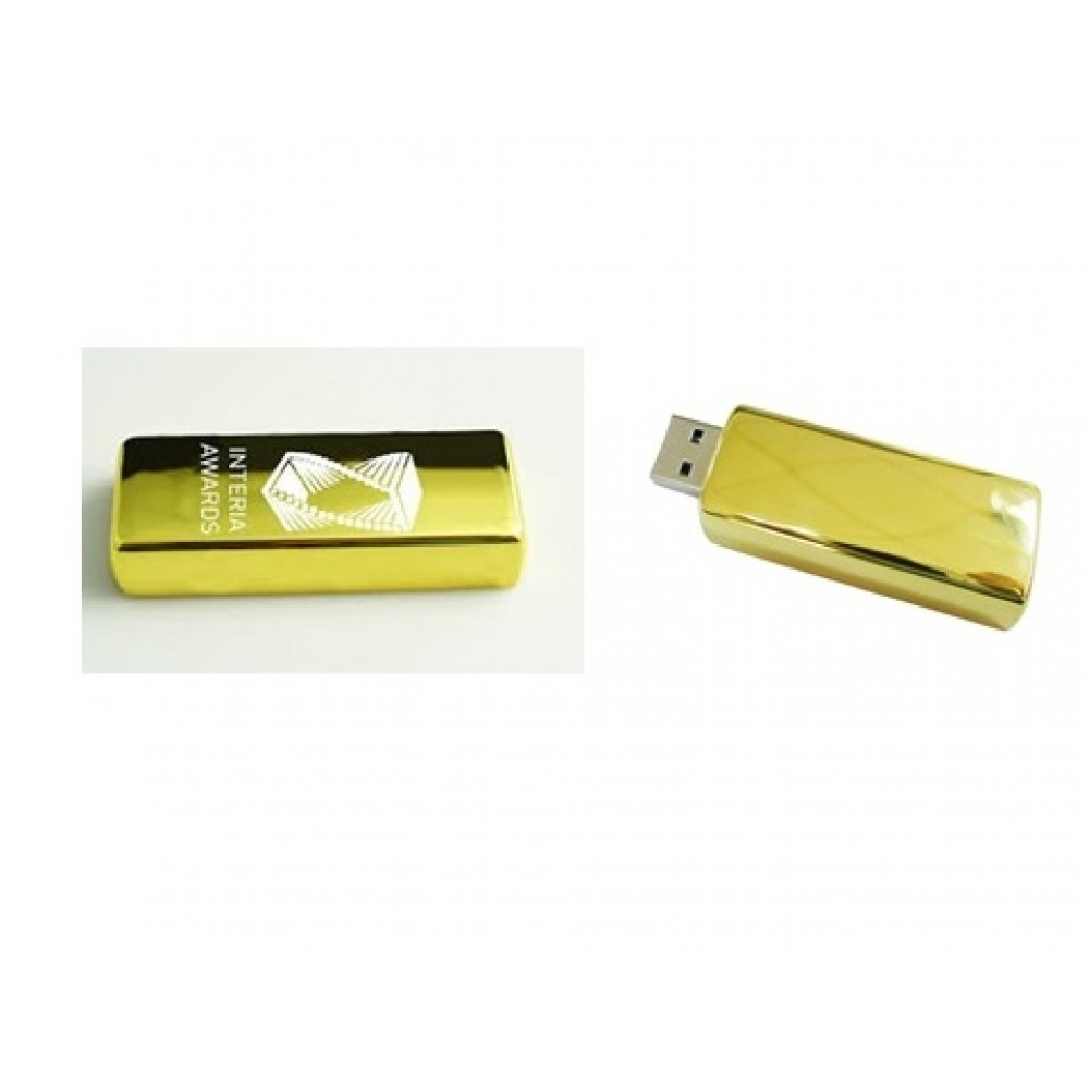 Pen Drive Gold Bar -25