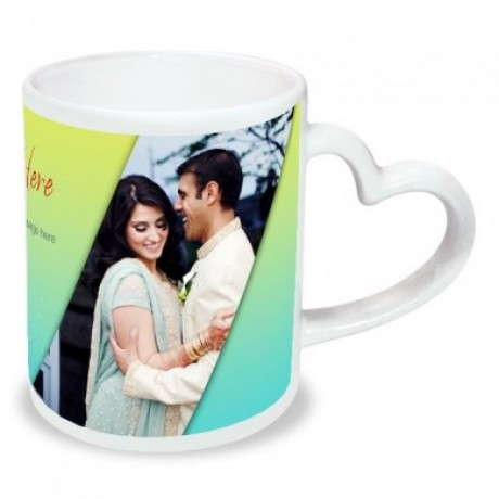 TECHNOCHITRA Exclusive Valentine Gift combo with Special Personalized Heart Handle Coffee Mug, Cute Couple Teddy and Pack of Soft Melting Chocolates. FREE PERSONALIZED MOUSE PAD
