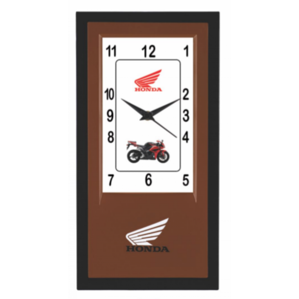 Rectangular Wall Clock - 03