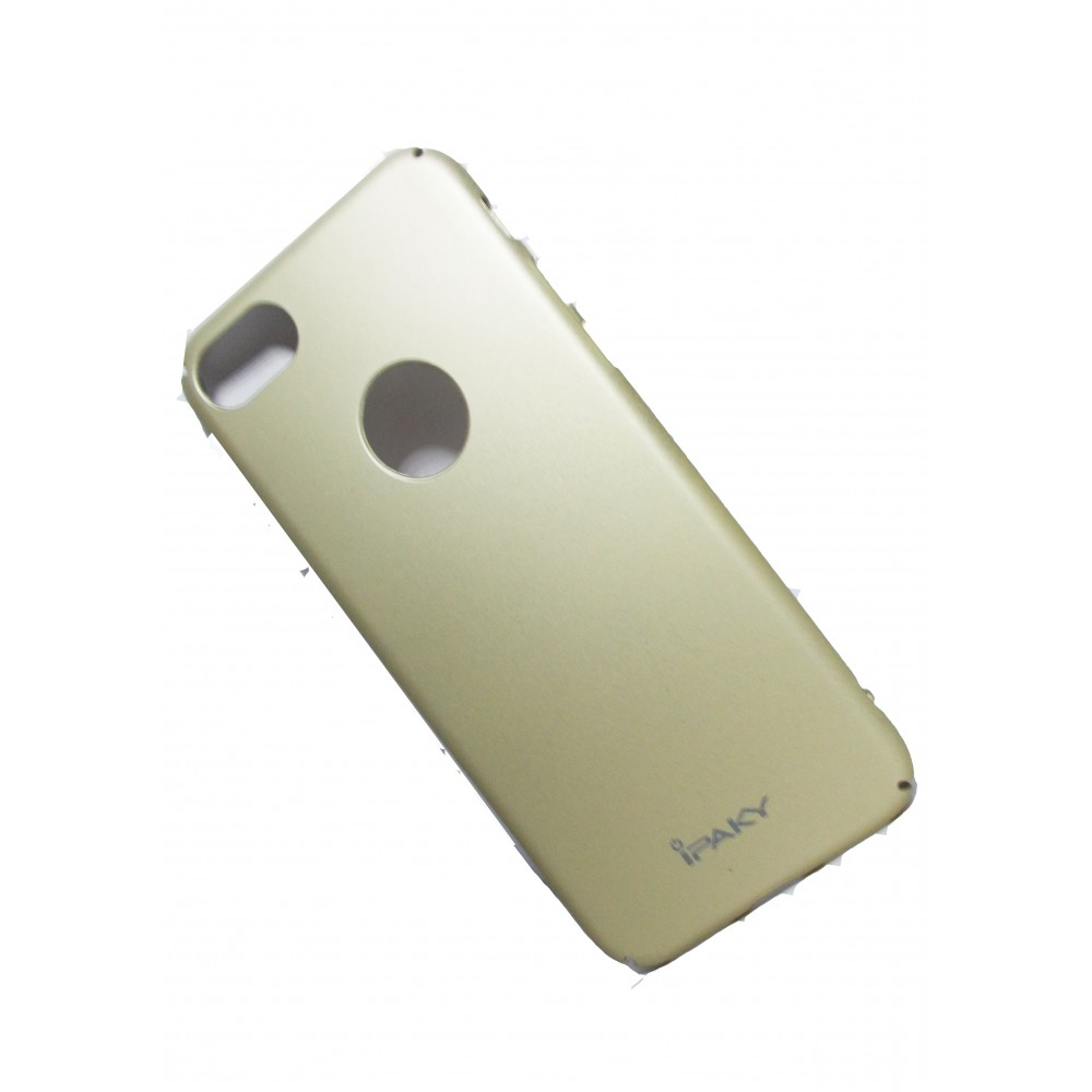 Plain Hardshell sophisticated with solid protection cover for I Phone 7