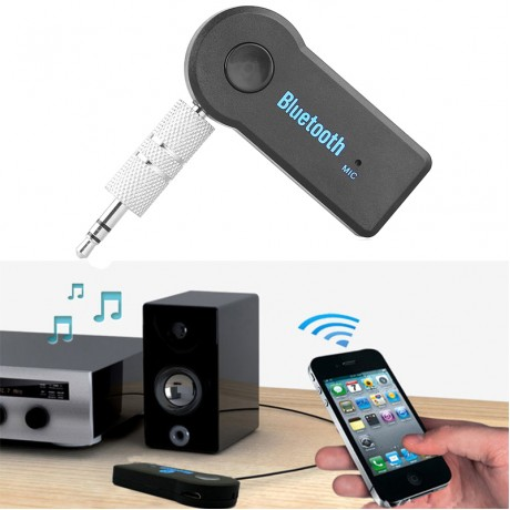 Wireless Bluetooth Receiver Adapter 3.5MM