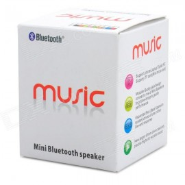 Wireless Bluetooth Mobile/ Laptop Speaker From MUSIC