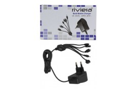 Best Riviera - 5 In 1 Multi Charger in Delhi
